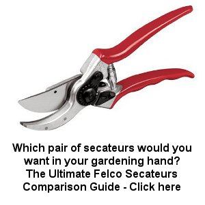 felco secateurs guide