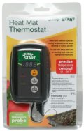 The Hydrofarm Digital Thermostat for Heat Mats