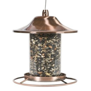 The Perky Pet Panorama Bird Feeder