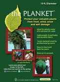 The Planket Plant Frost Protection Cover Kit 10 x 20 feet