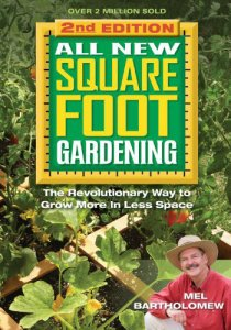 Let the All New Square Foot Gardening Book show you the way