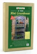 The Gardman 4 Tier Mini Greenhouse