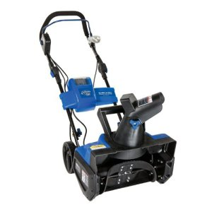 The Snow Joe iON18SB Rechargeable Snow Blower